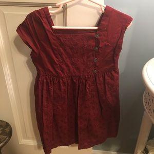 Cute Fall Dress for Toddler Girl
